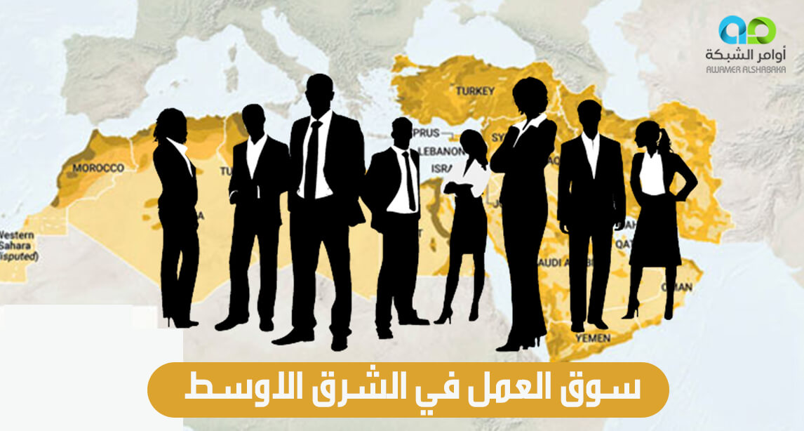 العمل في الشرق الأوسط