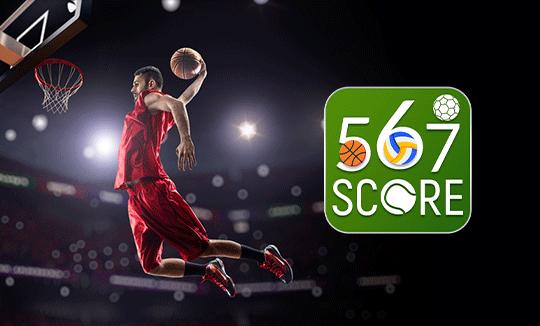 تطبيق score 567