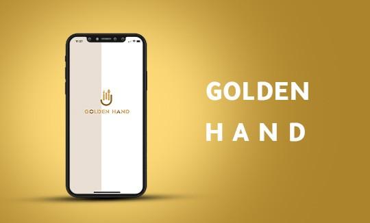 تطبيق Golden Hand